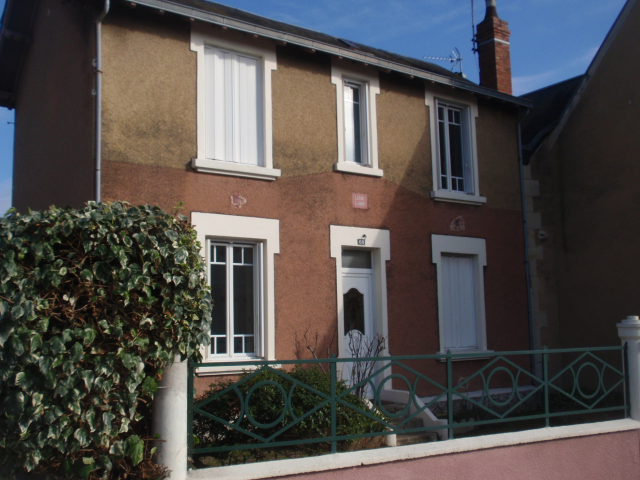 Agence blossac agences immobili res chatellerault et for Agence appartement et maison meudon